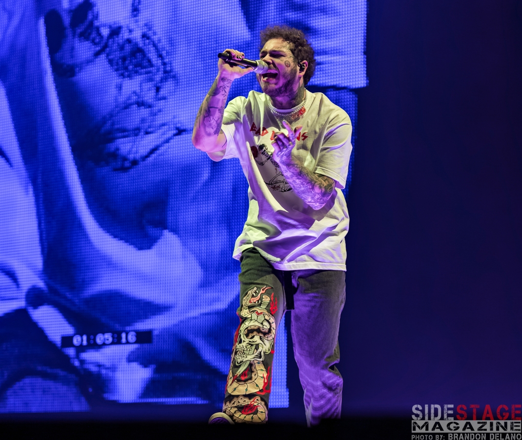 Post Malone Stage Fall: Post Malone At Capital One Arena 2-27-2020 Photo Gallery
