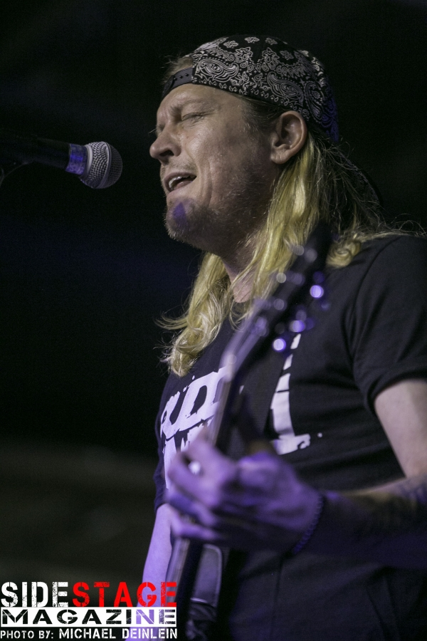 Puddle of Mudd at Manchester Music Hall in Lexington, KY 8