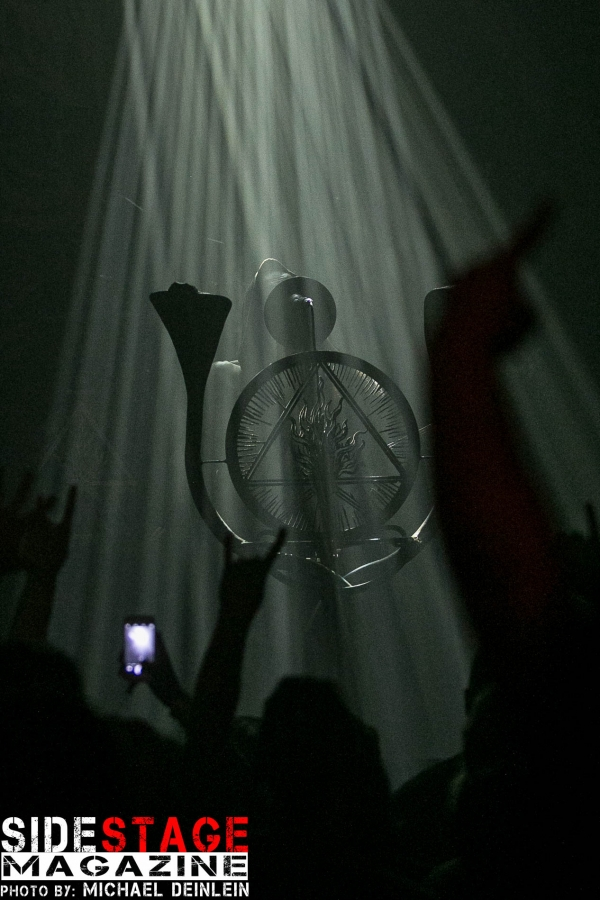 Behemoth At The Mercury Ballroom In Louisville Ky 7 19