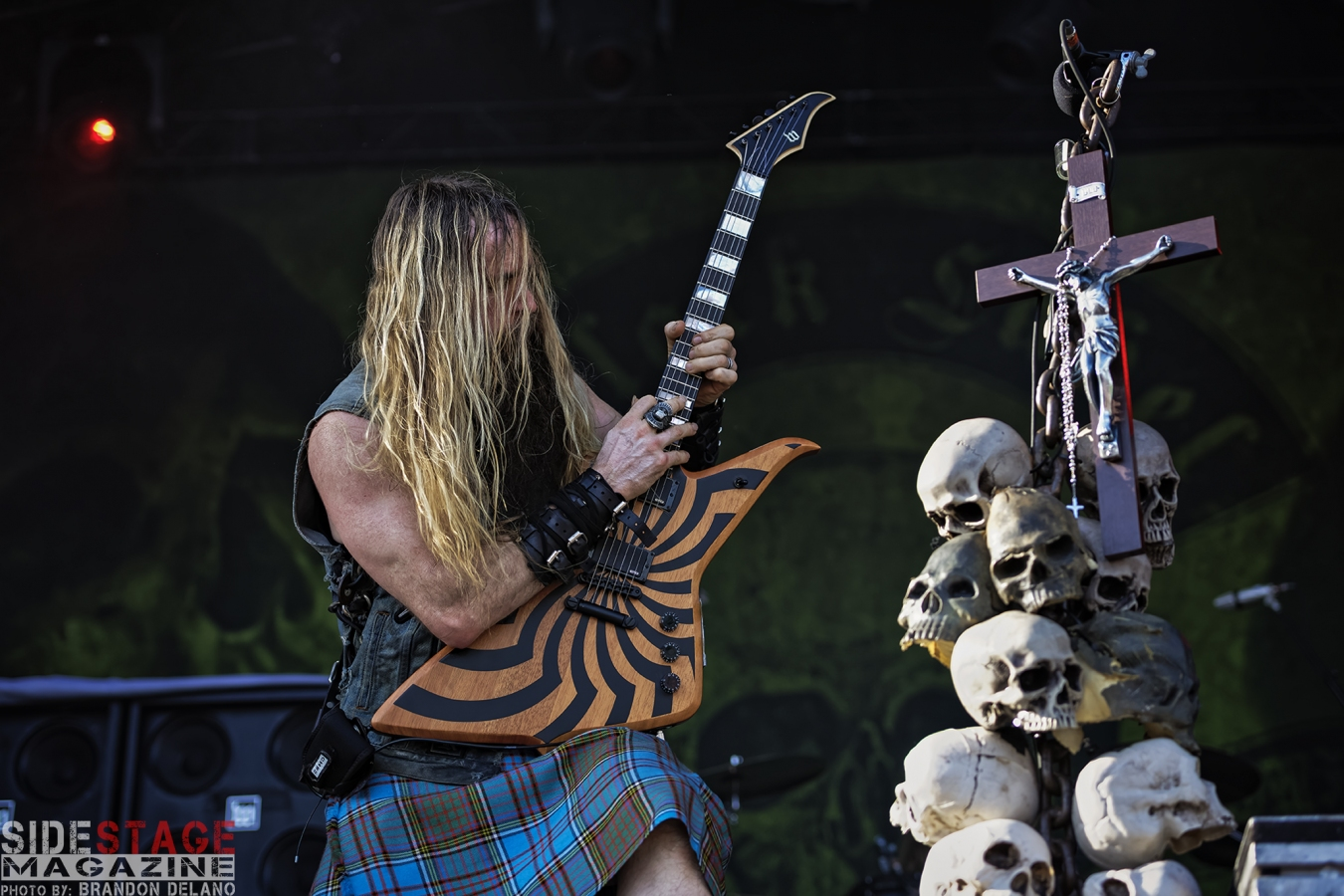 It's just an image of Adaptable Black Label Society Setlist 2020