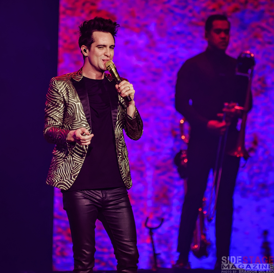 Panic At The Disco Hey Look Ma I Made It: Panic! At The Disco At Capital One Arena 1-20-2019